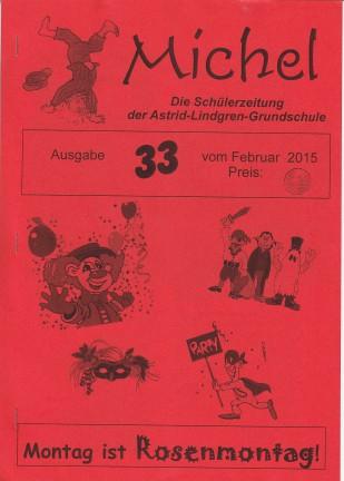 Michel Ausgabe 33